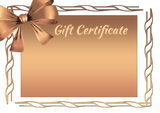 Christening Gown Gift Certificates