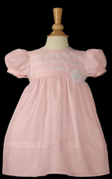 The Difference Between a Christening Gown and a Christening Dress