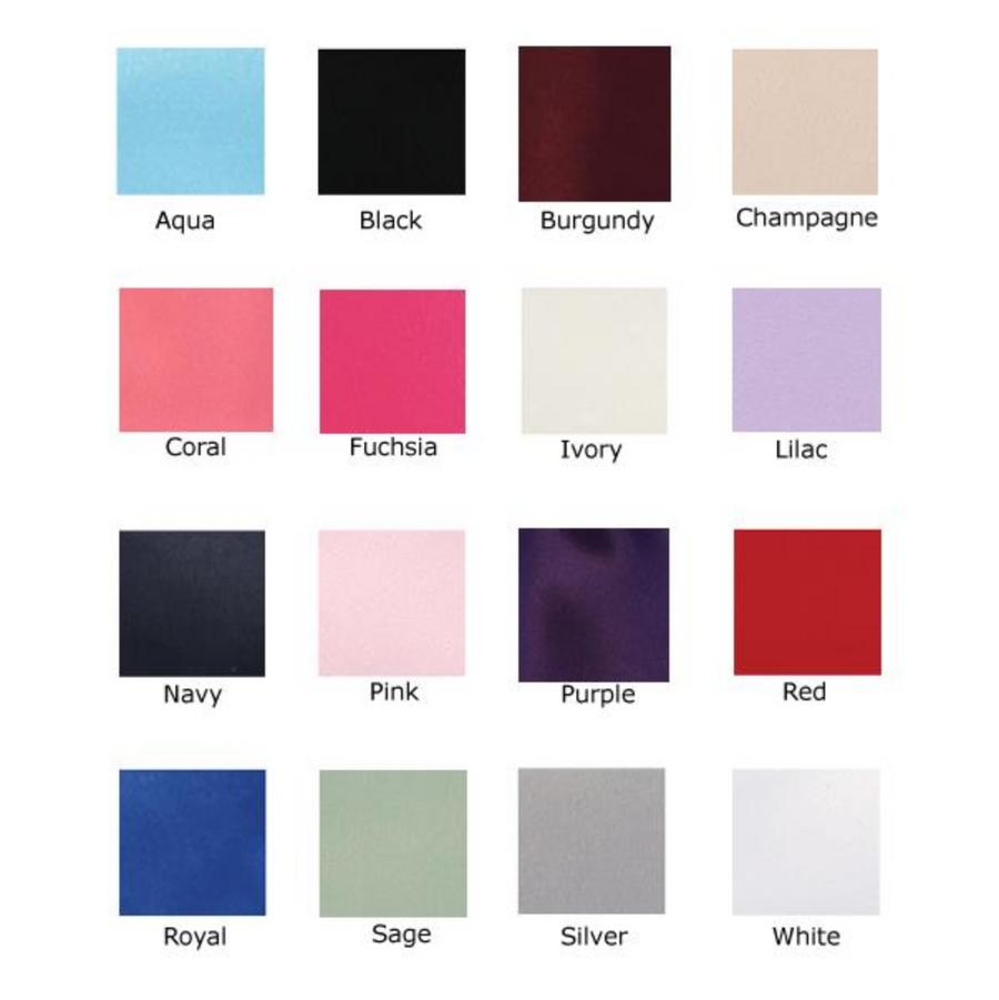 Girls-Flower-Dress-Sash-Colors