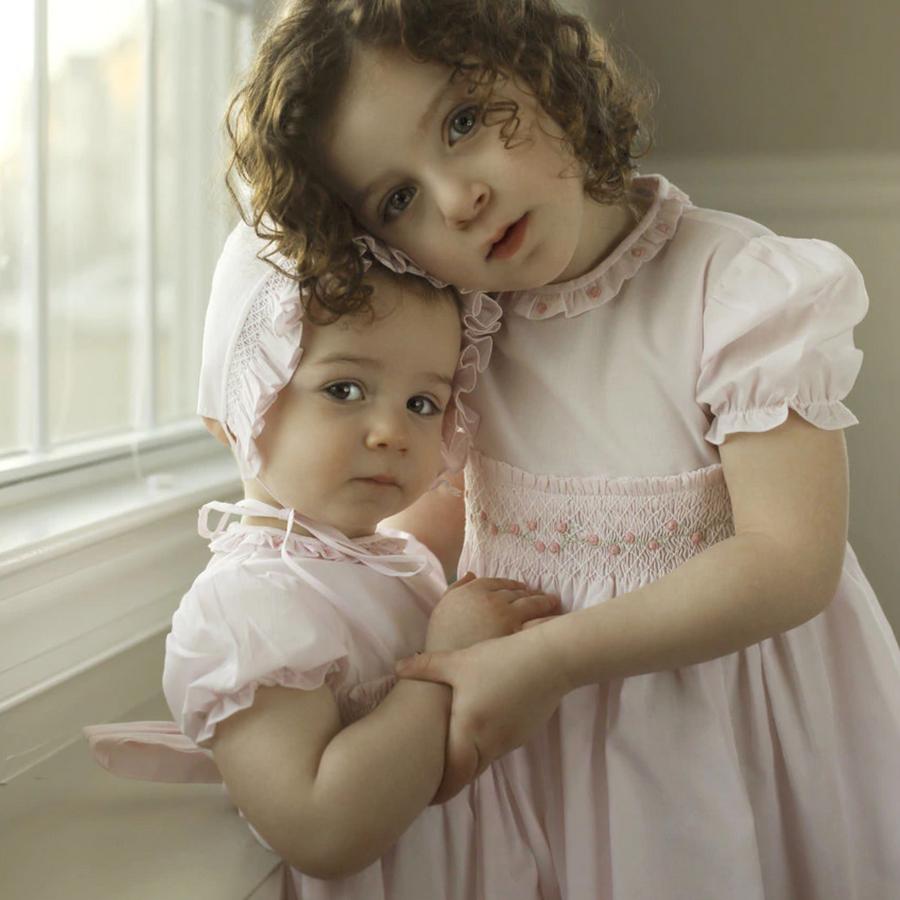 Girls Rose Garden Collection Dress