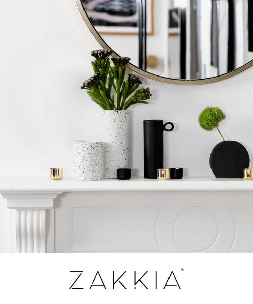 Shop Zakkia at Foursides Co.