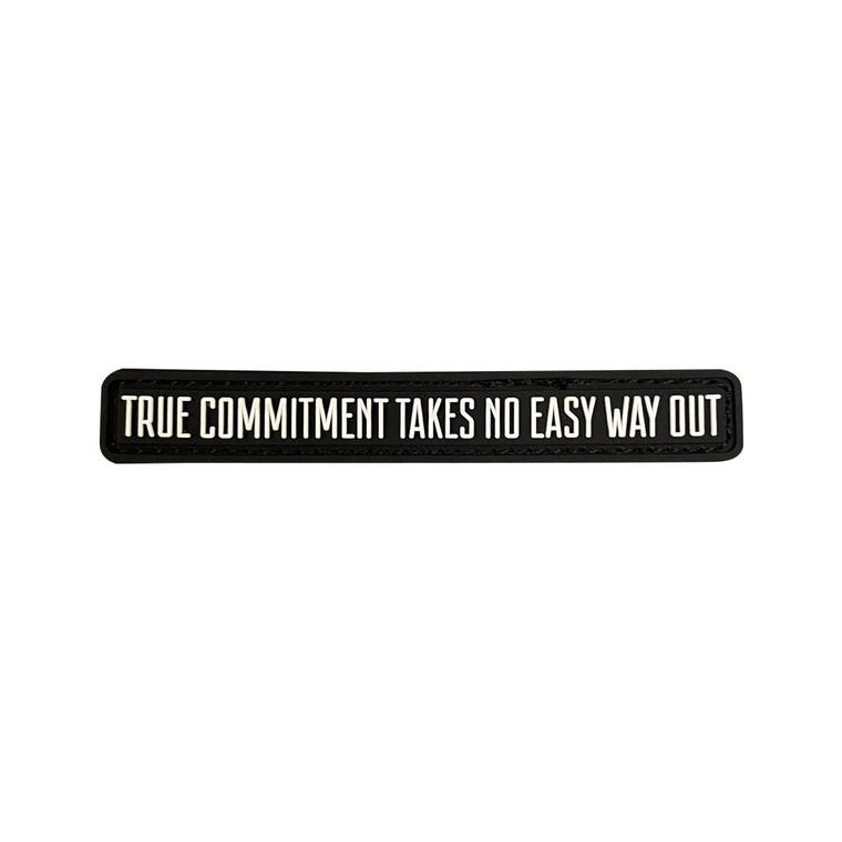 True Commitment Morale Patch
