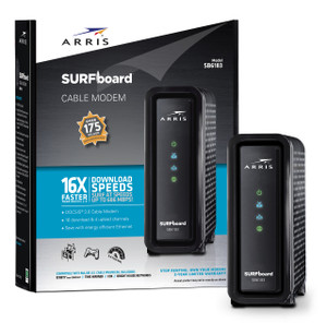 SB6183 SURFboard® Cable Modem - Black