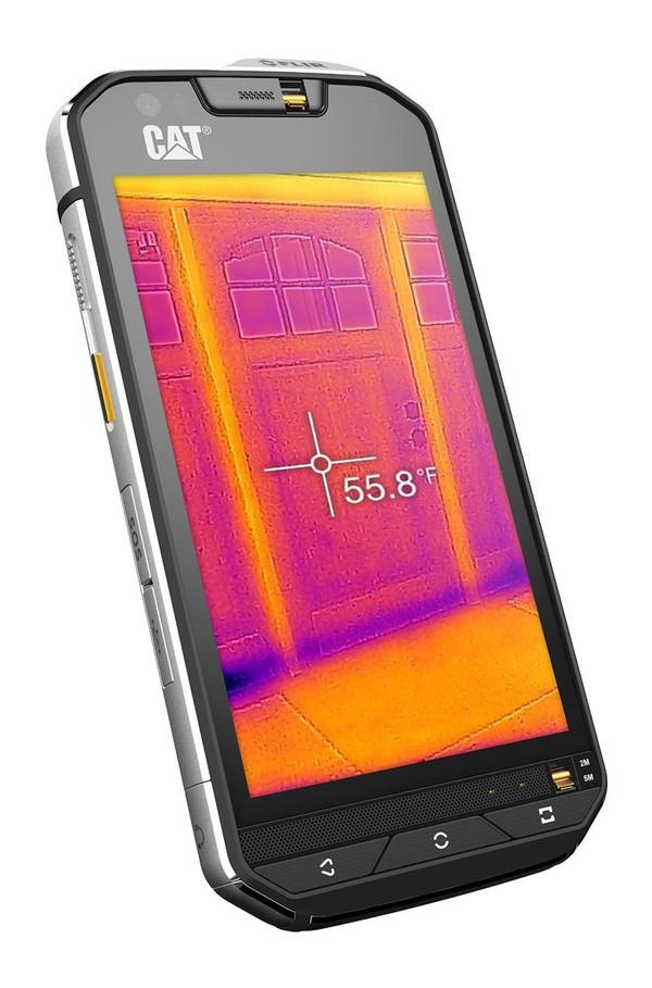 Caterpillar S60 Smartphone w/ FLIR Thermal Camera
