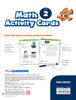 Disney Learning Series - Math Activity Cards - Grade 2 - Back Cover