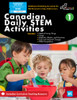 Canadian Daily STEM Activities 1 Front Cover