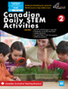 Canadian Daily Stem Activities 2 Front Cover