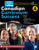Canadian Curriculum Success 4 Front Cover