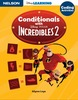 Disney Coding Adventures: Conditionals with Incredibles 2