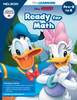 The Disney Learning Series - Ready For Math Pre-K Workbook
