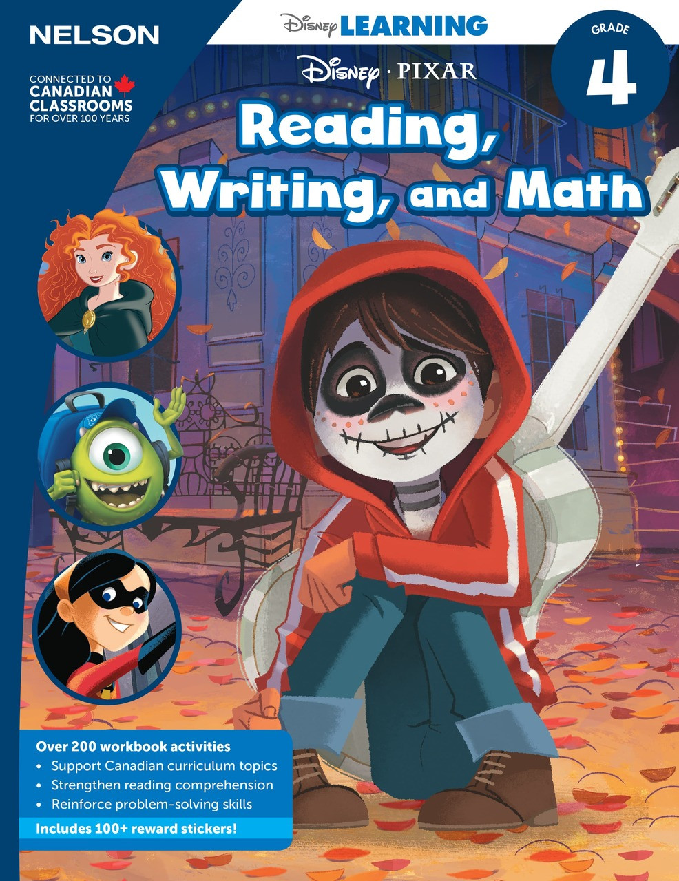 The Disney Learning Series - Reading, Writing, and Math - 4