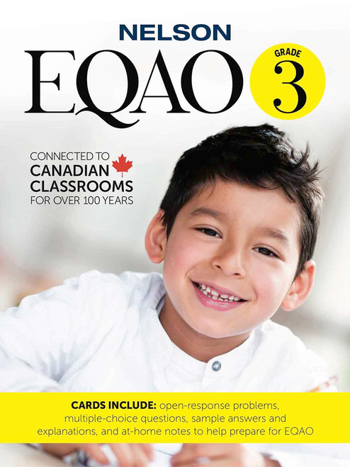 Nelson EQAO Math Grade 3 Front
