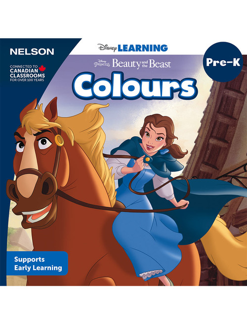 The Disney Learning Series - Colours - PreK - Front Cover