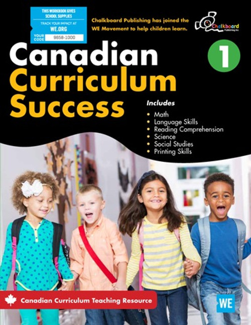 Canadian Curriculum Success 1 Front Cover