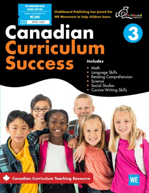 Canadian Curriculum Success 3 Front Cover