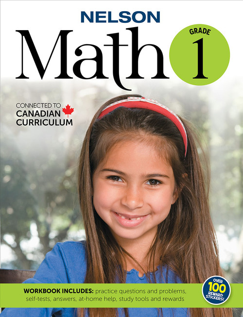 Nelson Math 1 - Workbook Front Cover