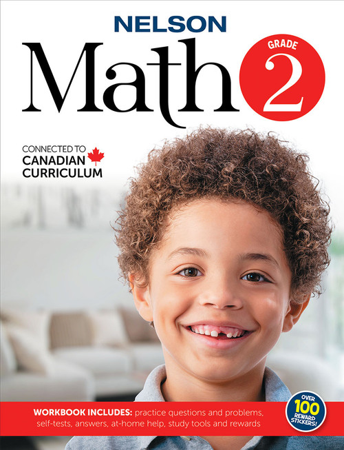 Nelson Math 2 - Workbook Front Cover