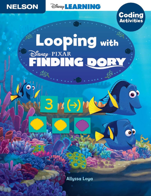 Disney Coding Adventures: Looping with Dory