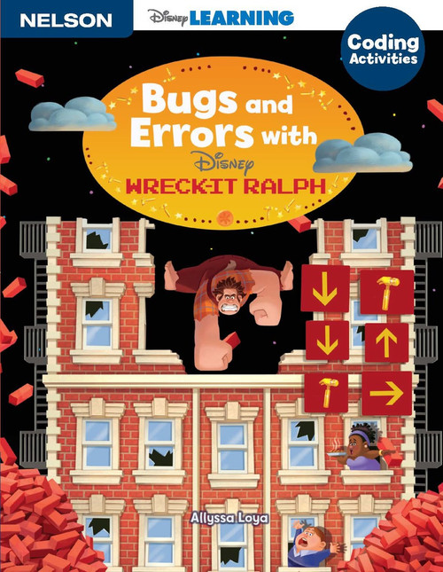 Disney Coding Adventures: Bugs and Errors with Wreck-It Ralph