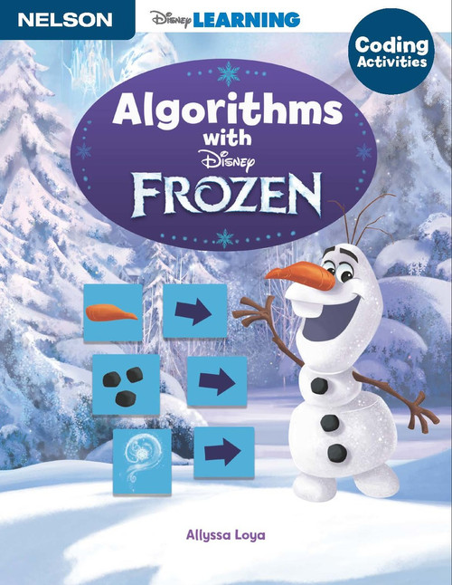 Disney Coding Adventures: Algorithms with Frozen