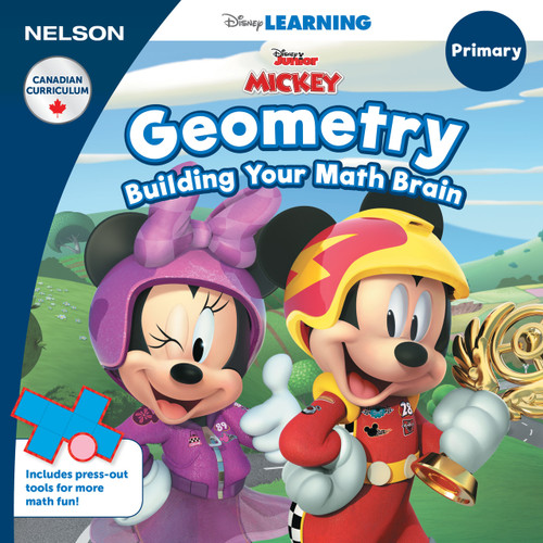 The Disney Learning Series - Geometry - Building Your Math Brain