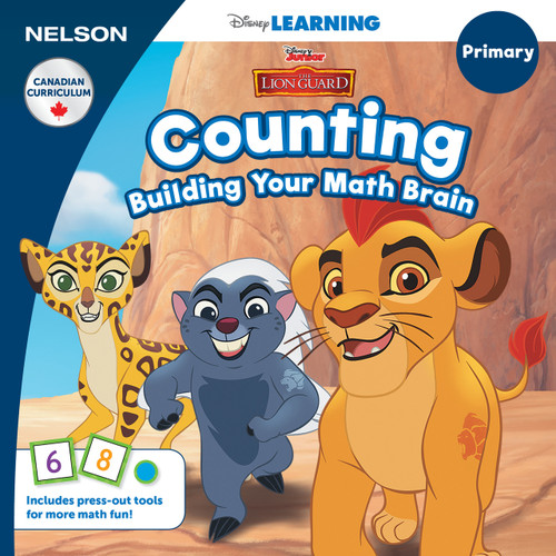 The Disney Learning Series - Counting - Building Your Math Brain