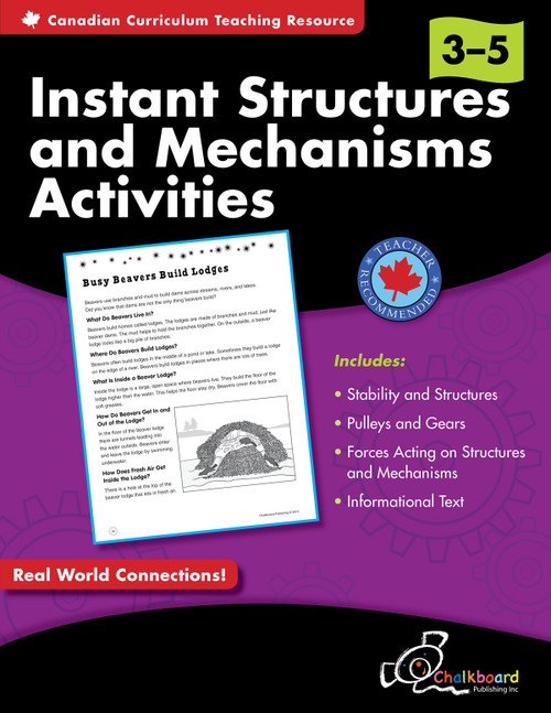 CANADIAN INSTANT STRUCTURES & MECHANISMS 3-5