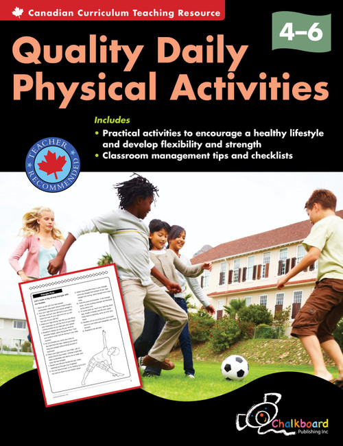CANADIAN QUALITY DAILY PHYSICAL ACTIVITIES 4-6