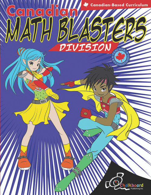 CANADIAN MATH BLASTERS DIVISION