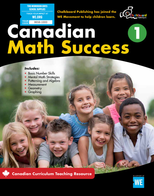 CANADIAN MATH SUCCESS 1 WE TYI