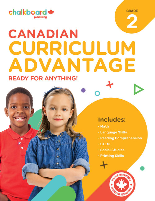 CANADIAN CURRICULUM ADVANTAGE 2