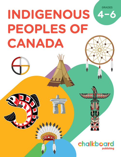 INDIGENOUS PEOPLES OF CANADA GR 4-6