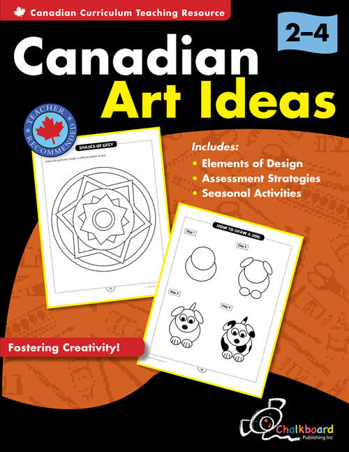 CANADIAN ART IDEAS GRADES 2-4