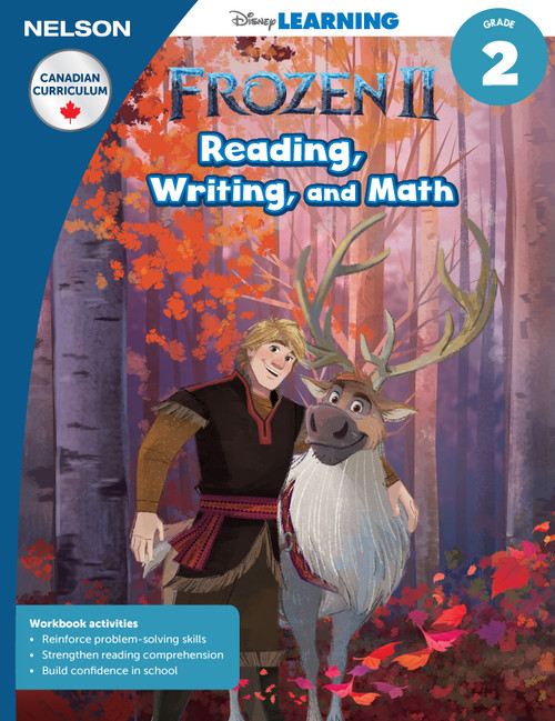 The Disney Learning Series - Frozen II: Reading, Writing, and Math (Grade 2)