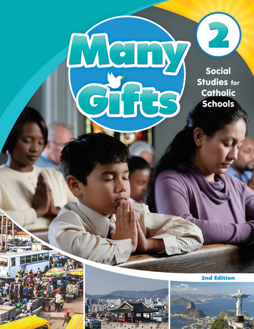 Many Gifts - Grade 2 (12 Month Online Subscription)