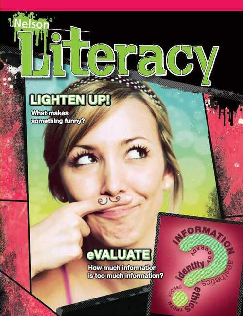 Nelson Literacy 10 - Student Edition B (12 Month Online Subscription)