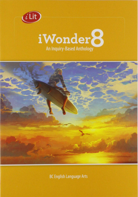 iWonder 8: An Inquiry-Based Anthology (12 Month Online Subscription)