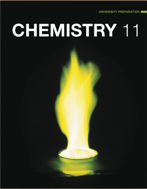 Nelson Chemistry 11U (12 Month Online Subscription)