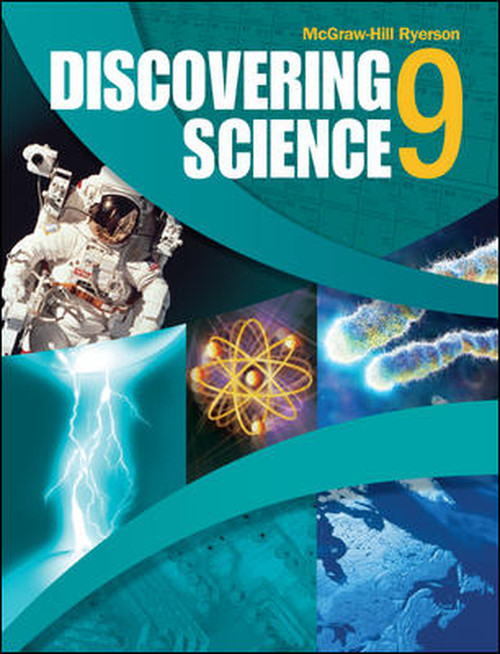 Discovering Science (McGraw Hill) (Grade 9) - Student Ebook (12 Month Online Subscription)