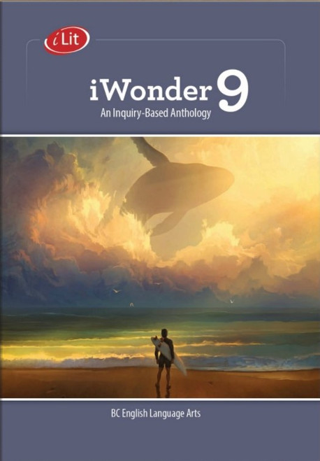 iLit iWonder 9: An Inquiry-Based Anthology - Student Ebook (12 Month Online Subscription)
