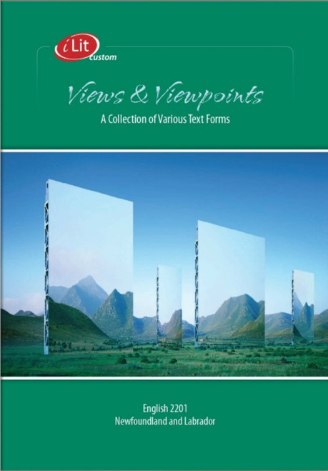 iLit Views & Viewpoints: A Collection of Various Text Forms - Student Ebook (12 Month Online Subscription)