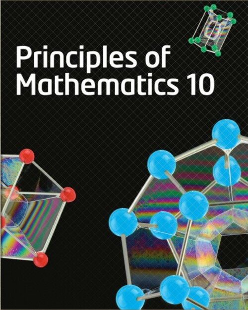 McGraw Hill Principles of Mathematics 10 - Student Ebook (12 Month Online Subscription)