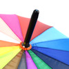 Manual Open Rainbow Canopy Umbrella - UM5018