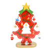 Wooden Christmas Tree Ornament Table Decoration - XHDC5193