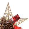 Star Christmas Tree Topper Ornaments - XMAO5228