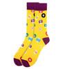Men's Billiard Novelty Socks - NVS19300