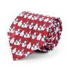 Men's Poly Woven Jacquard Christmas Neckties - XMT1803