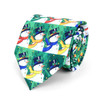 Men's Poly Woven Jacquard Christmas Neckties - XMT1804
