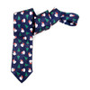 Men's Poly Woven Jacquard Christmas Neckties - XMT1805