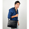 PU Leather Classic Crossbody Messenger Bag - FBG1835